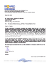Click here to view letter from Alan Garcis