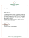 Click here to view the letter from John M. Perez