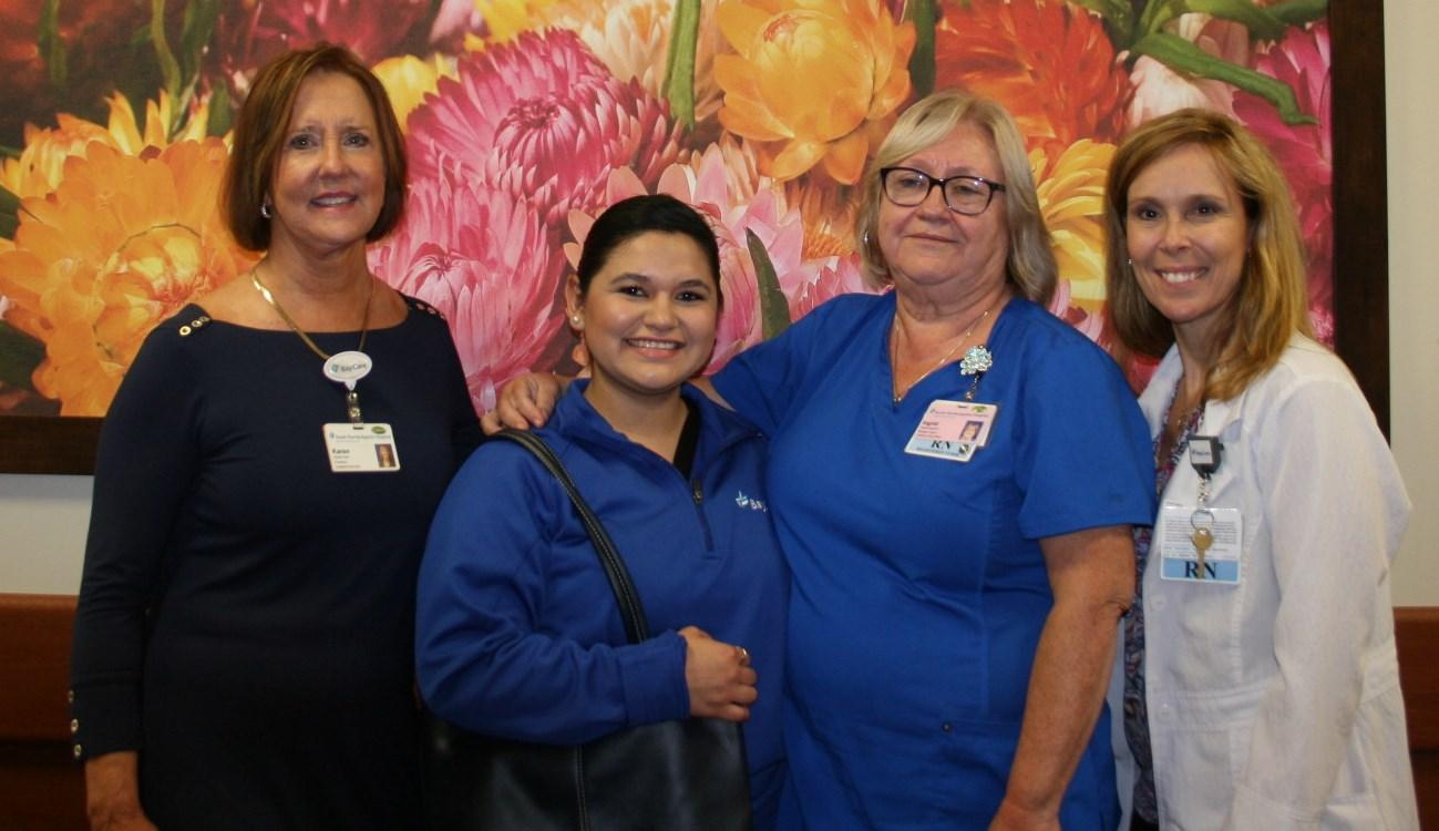 Foundation-Sponsored Scholarships Help Nurses Get Ahead