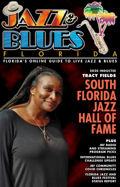 Jazz & Blues Florida August 2020 Issue