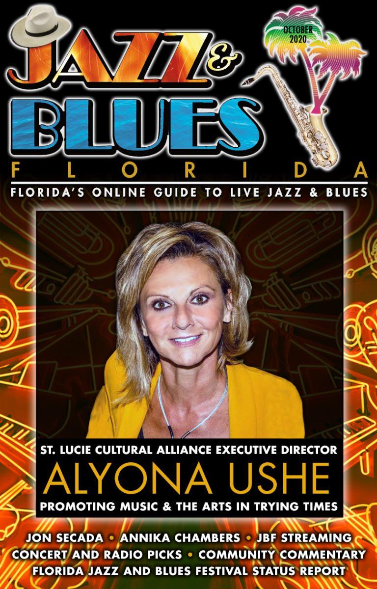 Jazz & Blues Florida October 2020 Issue