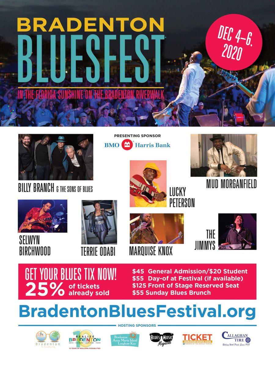Bradenton Blues Fest