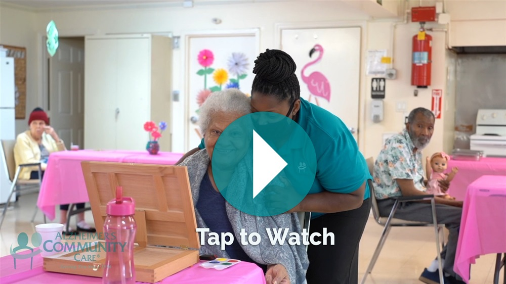 A Day at the Day Center - Palm Beach Gardens