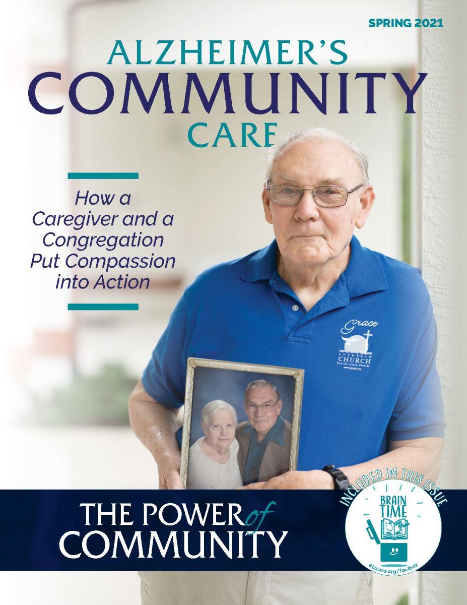 Alzheimer's Community Care Magazine - Summer 2020 (Cover)