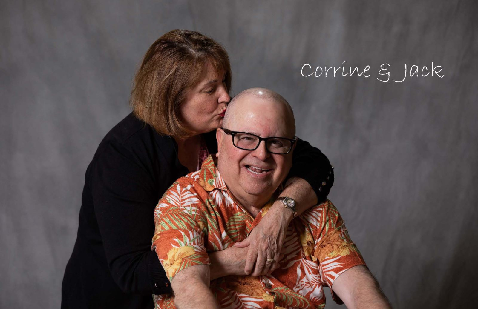 Corrine and Jack