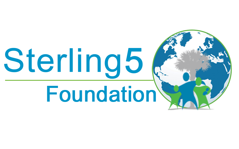 Sterling5 Foundation logo