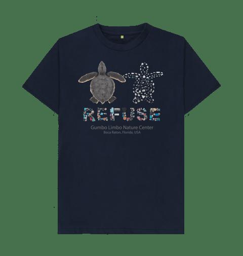 GLNC Refuse Sustainable Tshirt