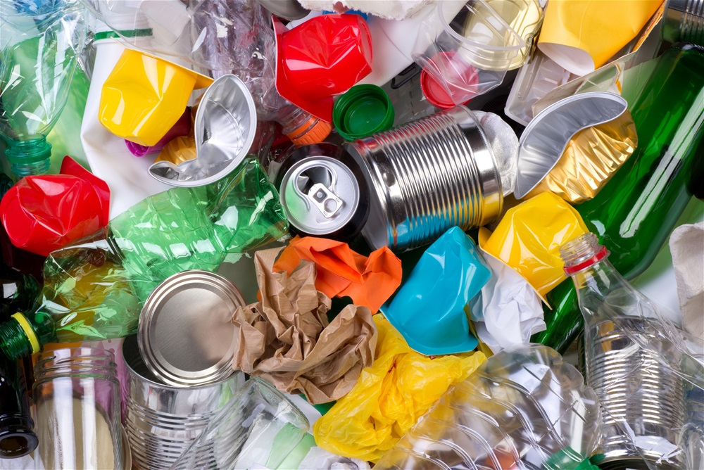 Recyclable bottles and plastics