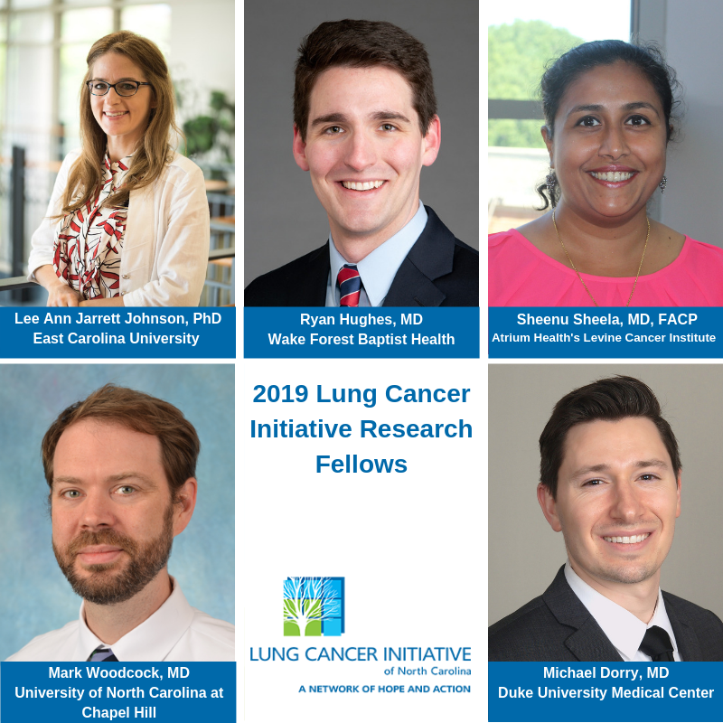 2019-2020 Research Grant Fellow Recipients Announced