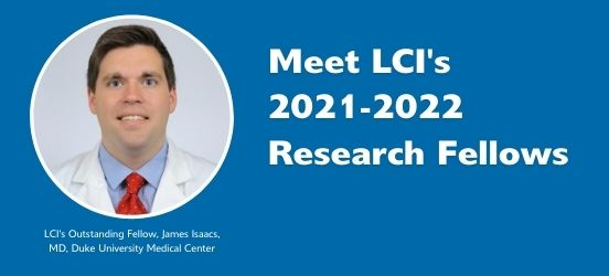 LCI Awards $125,000 to Develop North Carolina Lung Cancer Research Fellows