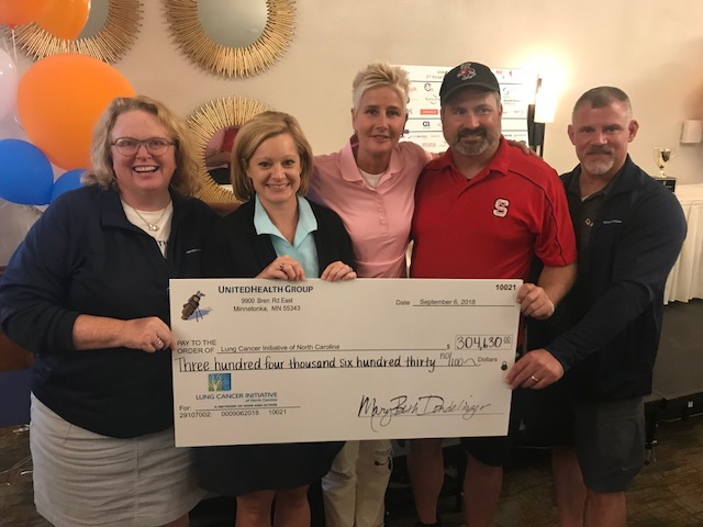 Lung Cancer Initiative Receives Generous Gift from UnitedHealth Group