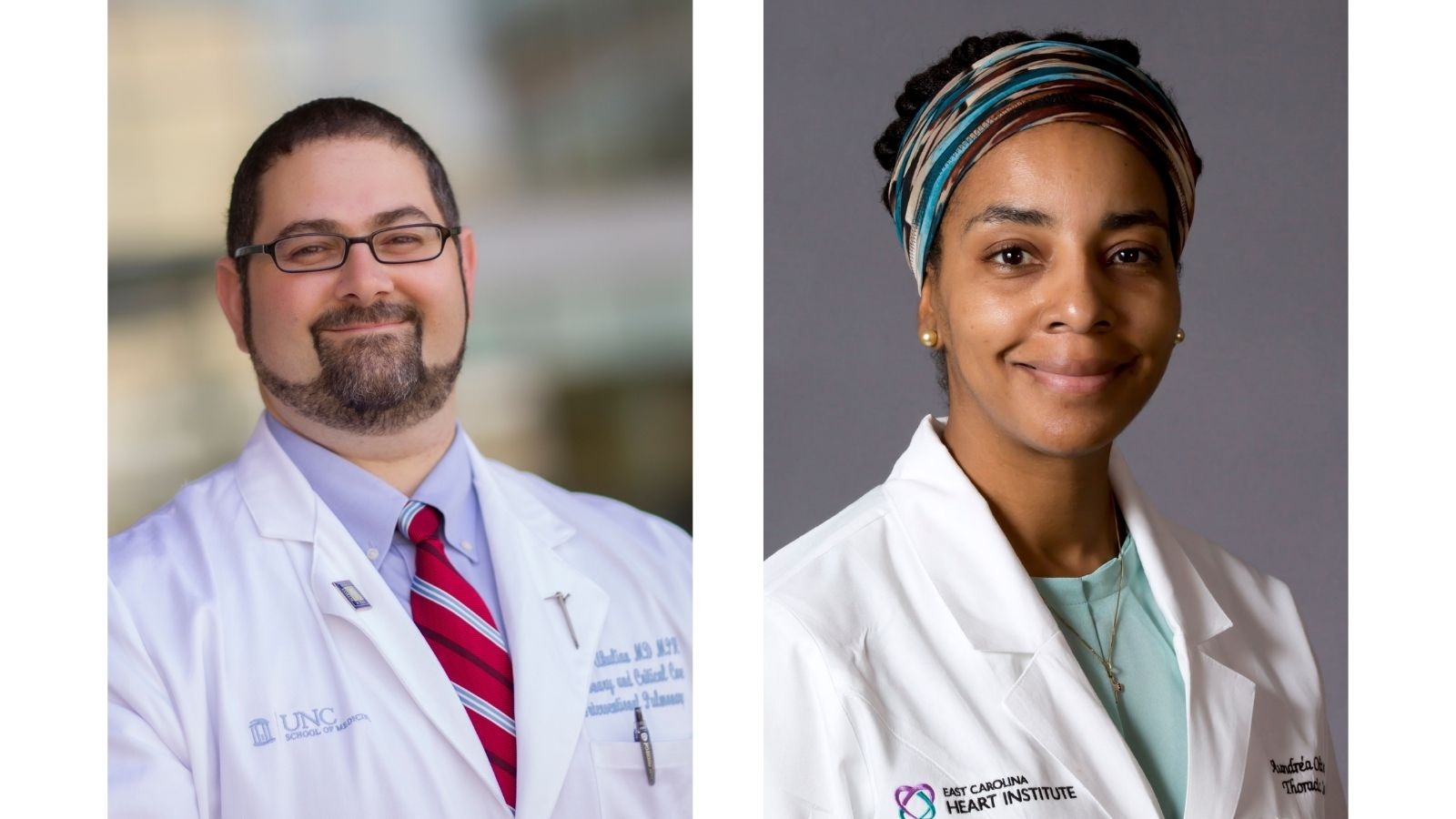Lung Cancer Initiative Names Two New Board Members Jason Akulian, MD, MPH, and Aundrea Oliver, MD