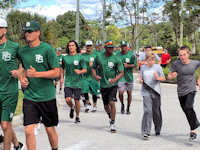 PBSC Panthers Visit Potentia Academy Again