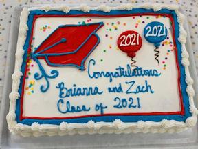 Congratulations Graduates 2021!