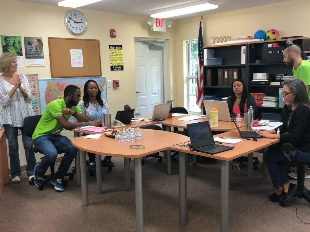 Potentia Academy Teachers Now M.I.E. Certified!