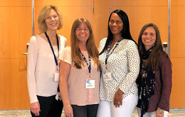 Teachers attend the 57th Annual LDA Conference