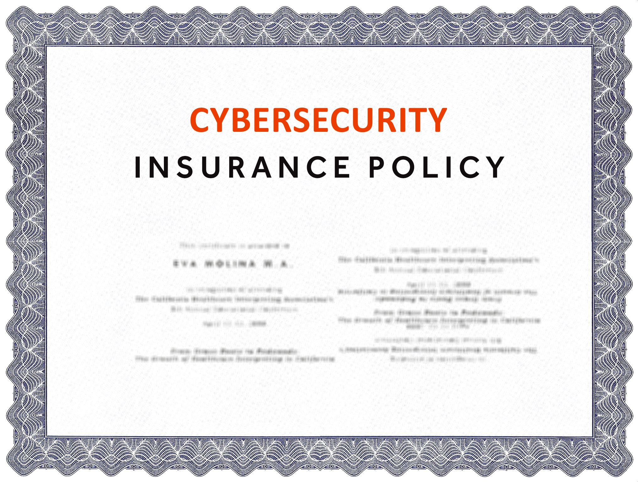 The Big Risk Cyber Insurance Can't Cover