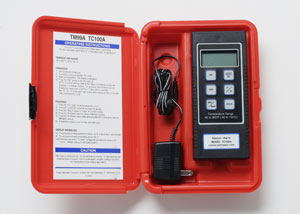 Electronic Thermometers – Rechargeable Unit and 9-V Battery Unit