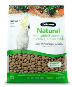 ZuPreem® Natural Diets