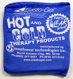 Hot/Cold Therapy Gel Packs